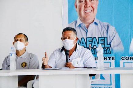 Arequipa: virtual congresista electo es hospitalizado por complicación de covid-19