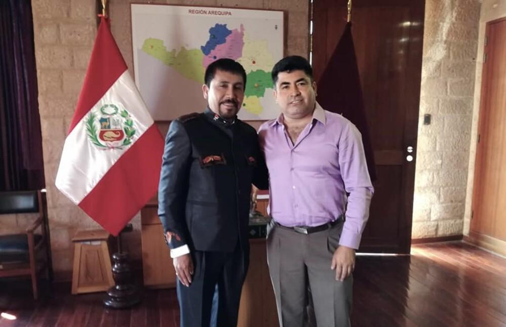 Contratación irregular en el Gobierno Regional de Arequipa.