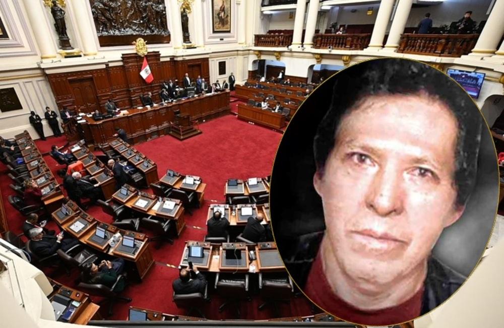Héctor Arias, congresista por Arequipa, reemplazante de Edgar Alarcón.