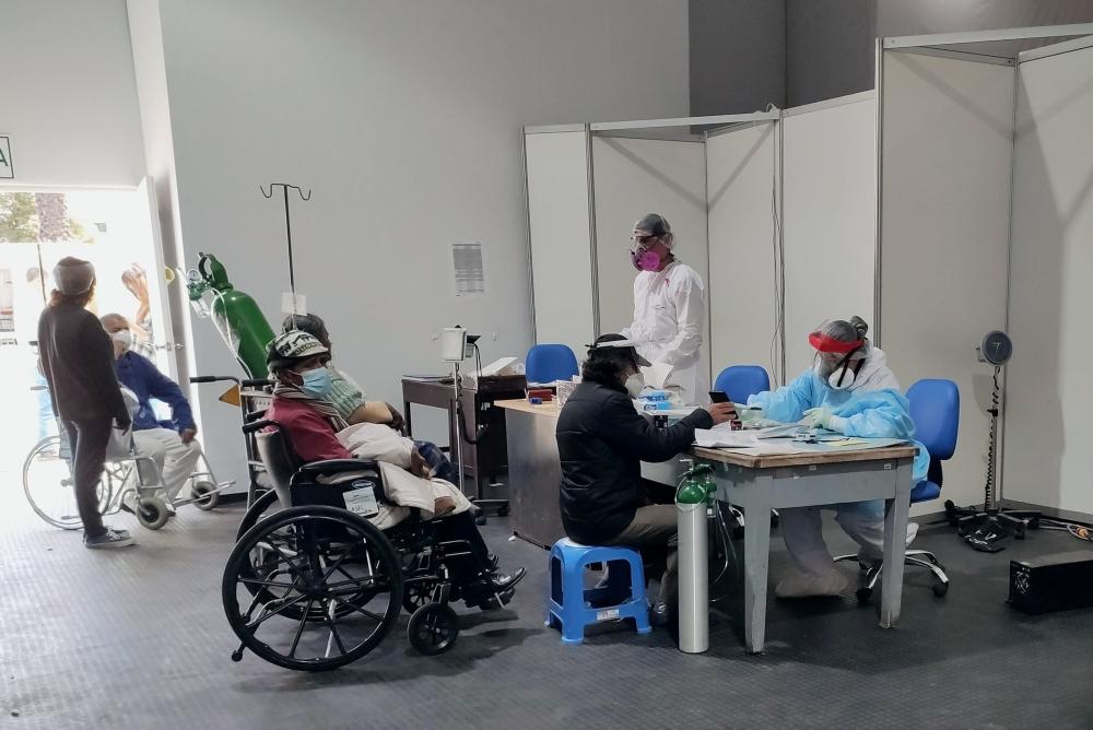 Arequipa repite la pesadilla: hospital Covid llega a su límite por aumento de casos