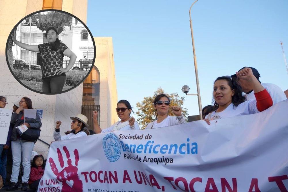 Arequipa: organizan marcha de ataúdes blancos en rechazo a la violencia contra la mujer