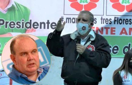 """Marco Arana a Rafael López Aliaga: """"Se acaba el carnaval de grandes deudas tributarias"""""""