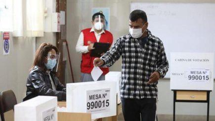 Elecciones 2021: Primer reporte del proceso electoral en Arequipa y otras regiones del Perú