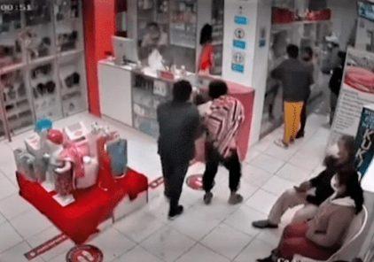 Menor de 13 años recibe corte en cuello tras resistirse a robo de celular