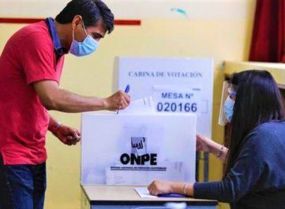 Elecciones 2021: conoce los horarios escalonados para votar este domingo