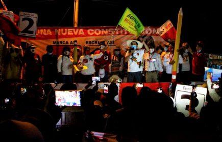 Pedro Castillo: Un rondero que disputará la presidencia del Perú en segunda vuelta
