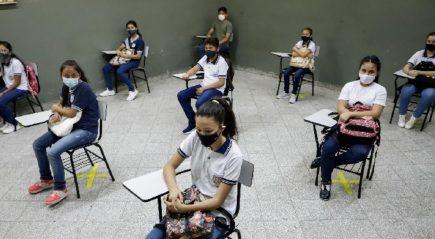 Arequipa: 232 escolares son incluidos a clases semipresenciales en 3 provincias