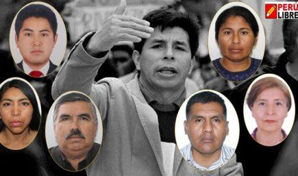 Perú Libre y sus congresistas por Arequipa: la sorpresa de los 'outsider'