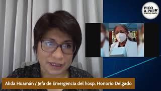Crisis en el hospital Honorio Delgado y el voto de Fuerza Popular en Caravelí