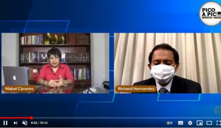 Pico a Pico: situación del hospital Honorio Delgado en Arequipa y resultados Elecciones 2021