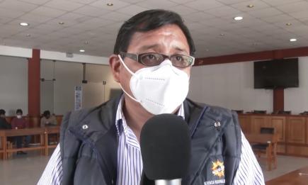 """Raúl Sánchez: """"20 mil tablets irán a las zonas urbanas marginales de Arequipa"""""""