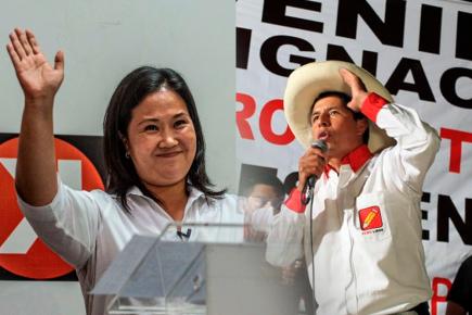 Segunda vuelta: Keiko Fujimori solo tiene preferencia de voto en Lima según Ipsos
