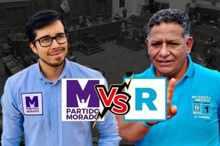 Menos de 200 votos separan a Talavera y Medina en su lucha por la última curul