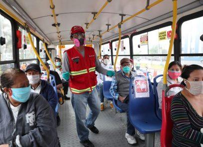 Arequipa: ¿cómo será el transporte este domingo de elecciones?