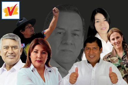 Unión por el Perú, el partido de Edgar Alarcón y Antauro Humala, en Arequipa