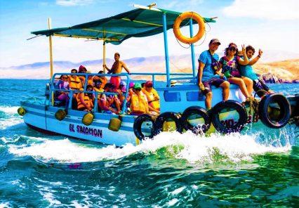 Arequipa: ofrecen paseos en embarcaciones en Islay, para reactivar turismo