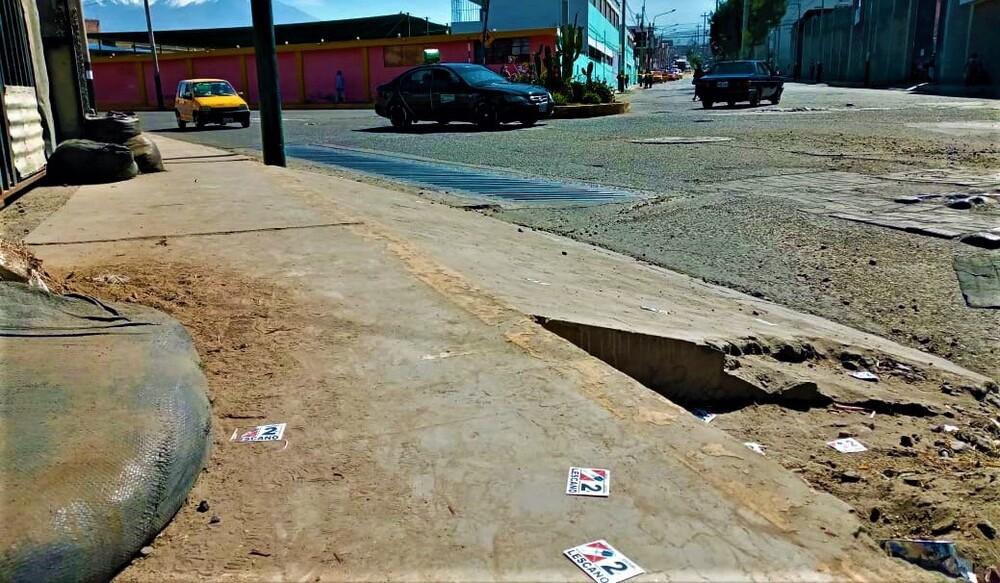 Elecciones 2021 en Arequipa.