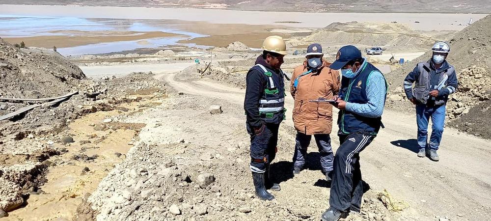 Inspecciones de diversos instituciones ambientales y académicas determinaron que la cuenca del Ramis está contaminada por la minería, en Puno.