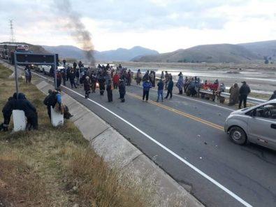 Puno: contaminación del río Ramis causada por mineras, provoca protesta y bloqueos