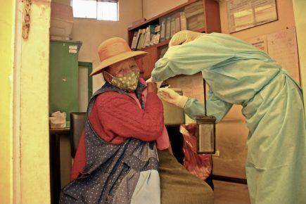 Arequipa: así se distribuyen las vacunas covid en la región hasta el momento