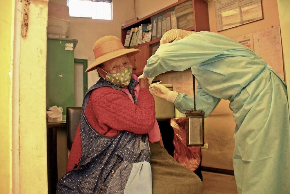 arequipa vacunación covid vacuna covid