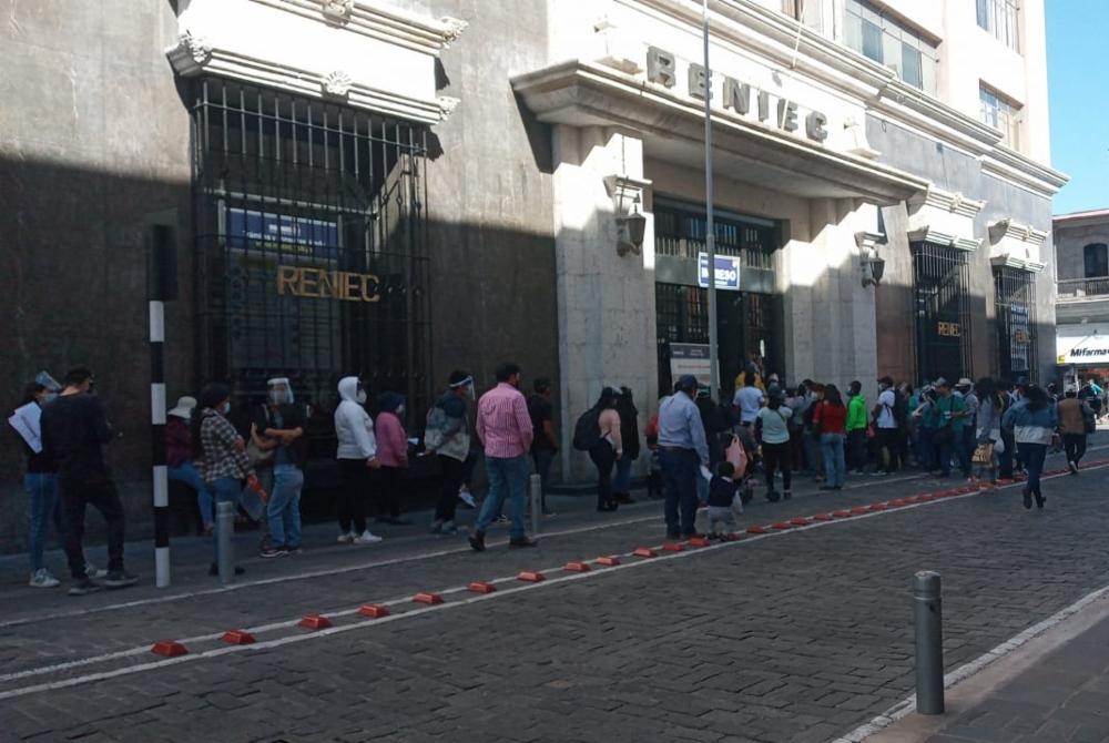 Arequipa: Gerencia de Salud pide regreso de cuarentena y cancelación de debate