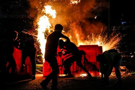 COLOMBOIA PROTESTAS