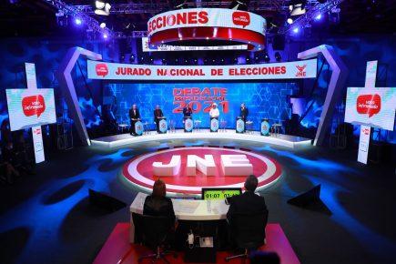 JNE convocará a candidatos a nueva reunión para insistir sobre realización de debates