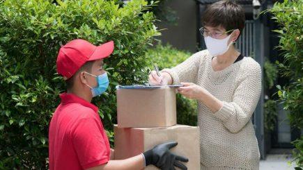 Día de la Madre: permiten pedidos de alimentos y medicinas por delivery