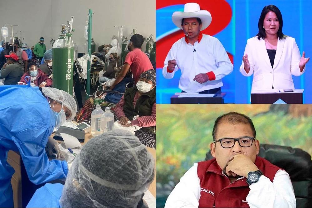 arequipa omar candia debate presidencial covid