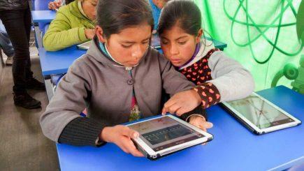 Arequipa: 18 colegios no pueden usar tabletas por mala gestión