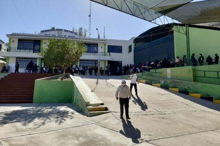 Advierten aprovechamiento en proyecto de casas granja en San Juan de Siguas