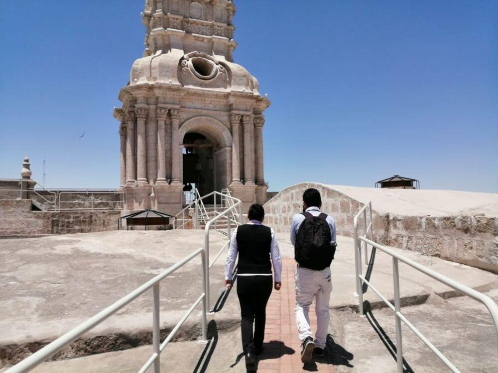 Museo de la Catedral, en Arequipa.