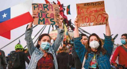 Chile: Nueva Constitución y fin al neoliberalismo