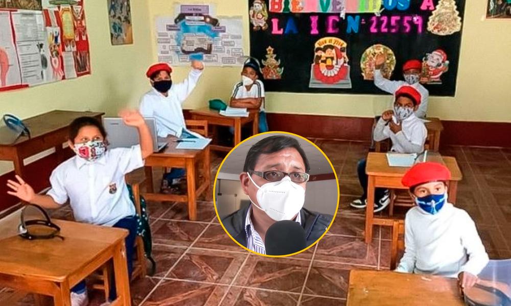 Colegios particulares son investigados por dictar clases presenciales en Arequipa.