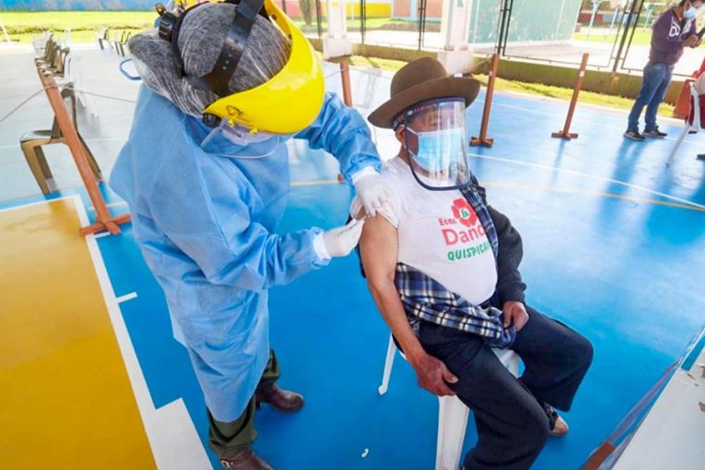 Nuevo protocolo de vacunación en Arequipa, y el resto del Perú, contra covid-19.