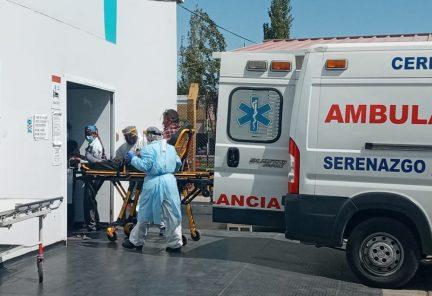 Arequipa: hospitales siguen repletos de enfermos y sin camas UCI