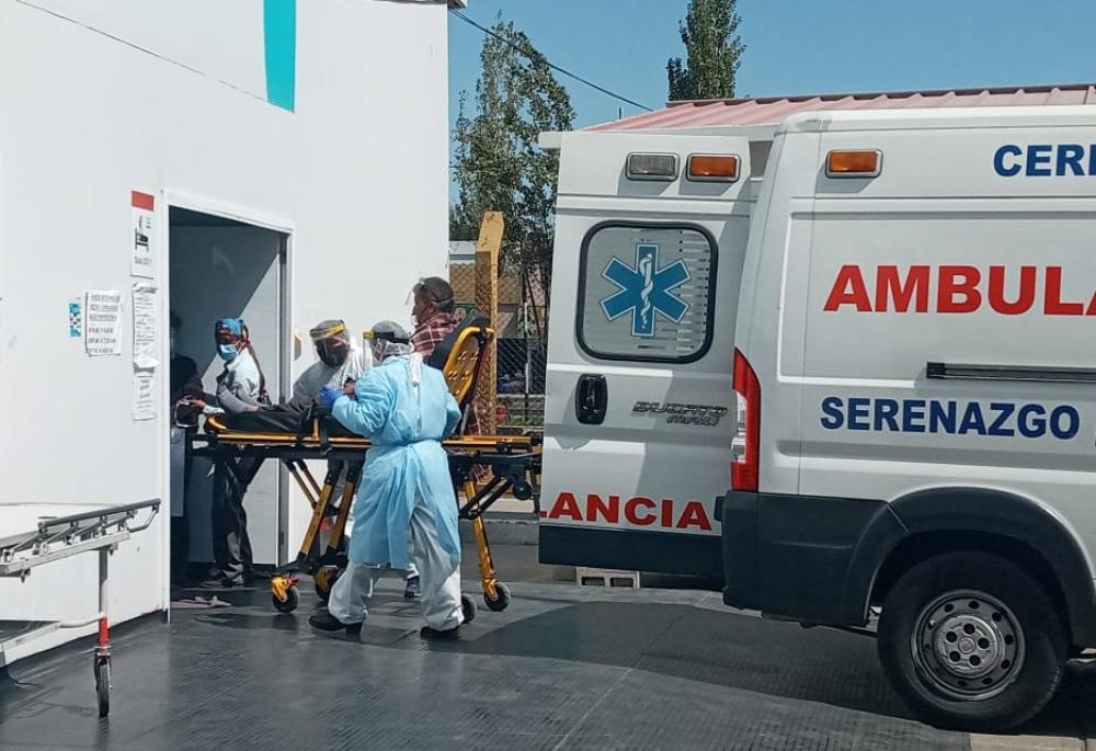 Arequipa: hospitales siguen repletos de enfermos