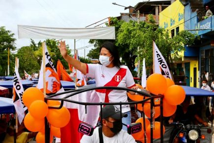Debate presidencial: Las propuestas más seductoras de Keiko Fujimori (VIDEO)