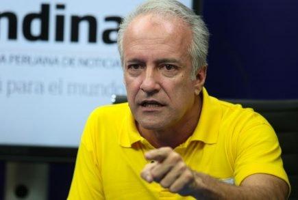 [FALSO] Hernando Guerra García: (Jorge Baca Campodónico) fue sentenciado, pero no es por corrupción