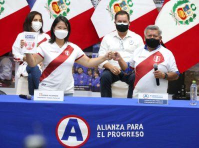 "César Acuña inicia campaña por Fujimori: ""Me olvido de actos de corrupción"" (VIDEO)"