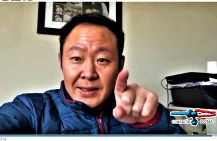 Arequipa: spot 'anticomunista' tergiversó testimonio, para favorecer a Keiko Fujimori