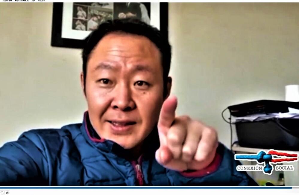 Spot anticomunista de Conexión Social en Arequipa, a favor de Keiko Fujimori.