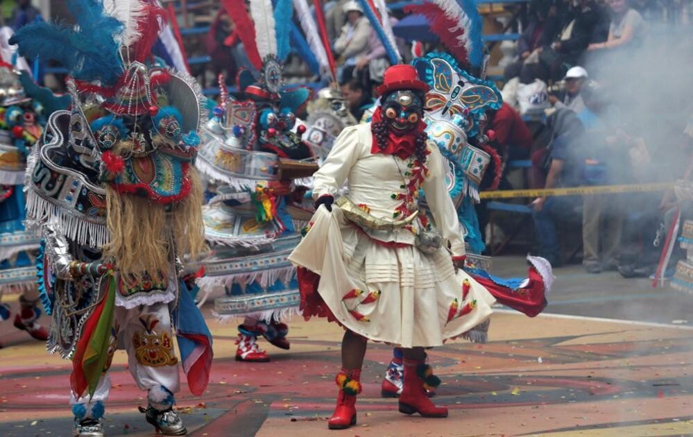 Danza de la Morenada en polémica, entre Perú y Bolivia.