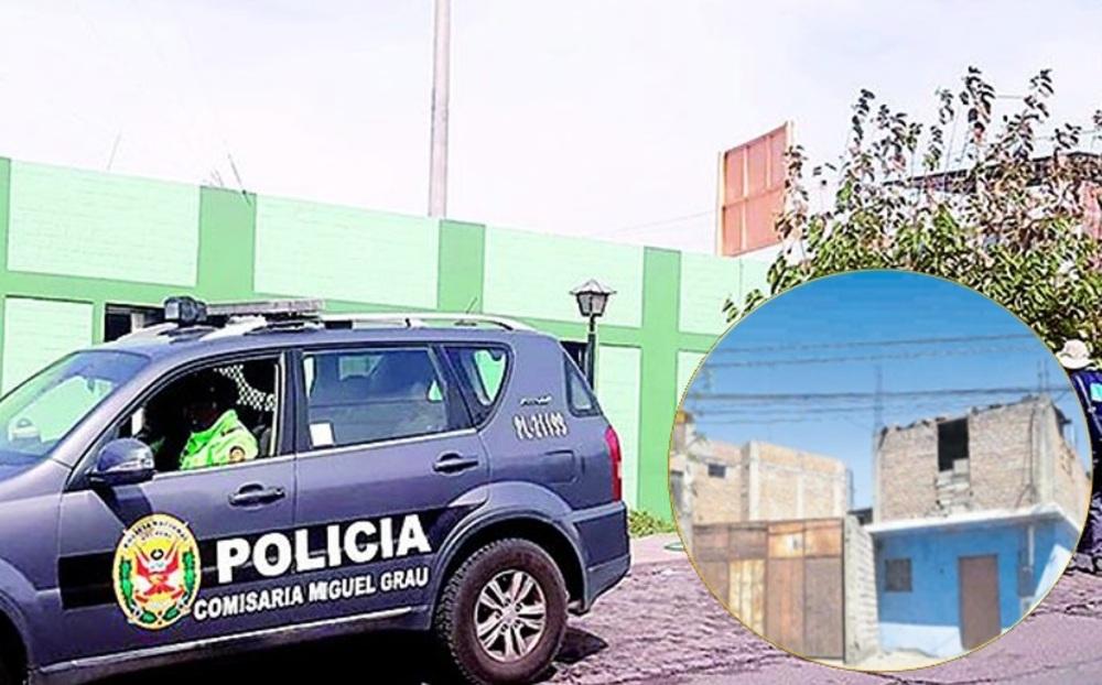 Muerte de menor en Paucarpata, Arequipa.