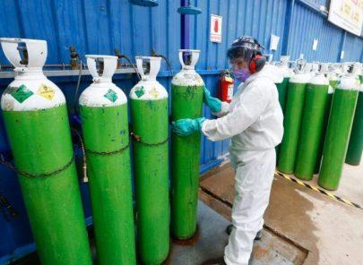 Arequipa: reanudan recarga gratuita de balones de oxígeno, aquí detalles