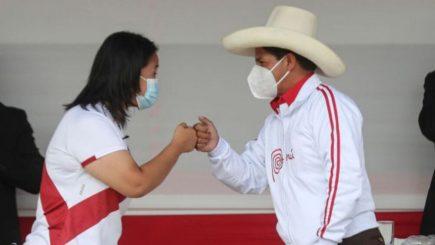 Arequipa: alcalde propone plaza de Yanahuara para debate entre Fujimori y Castillo