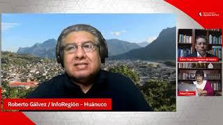 Entrevista a Rubén Vargas: Atentado en el VRAEM y la segunda vuelta