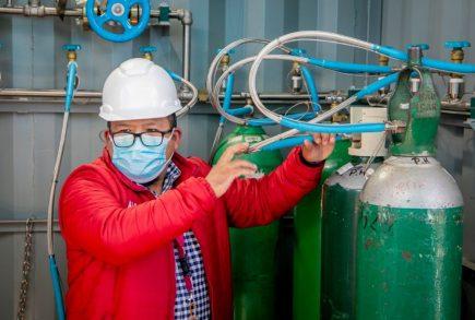 Arequipa: Planta municipal de oxígeno duplica llenado de balones, aquí requisitos