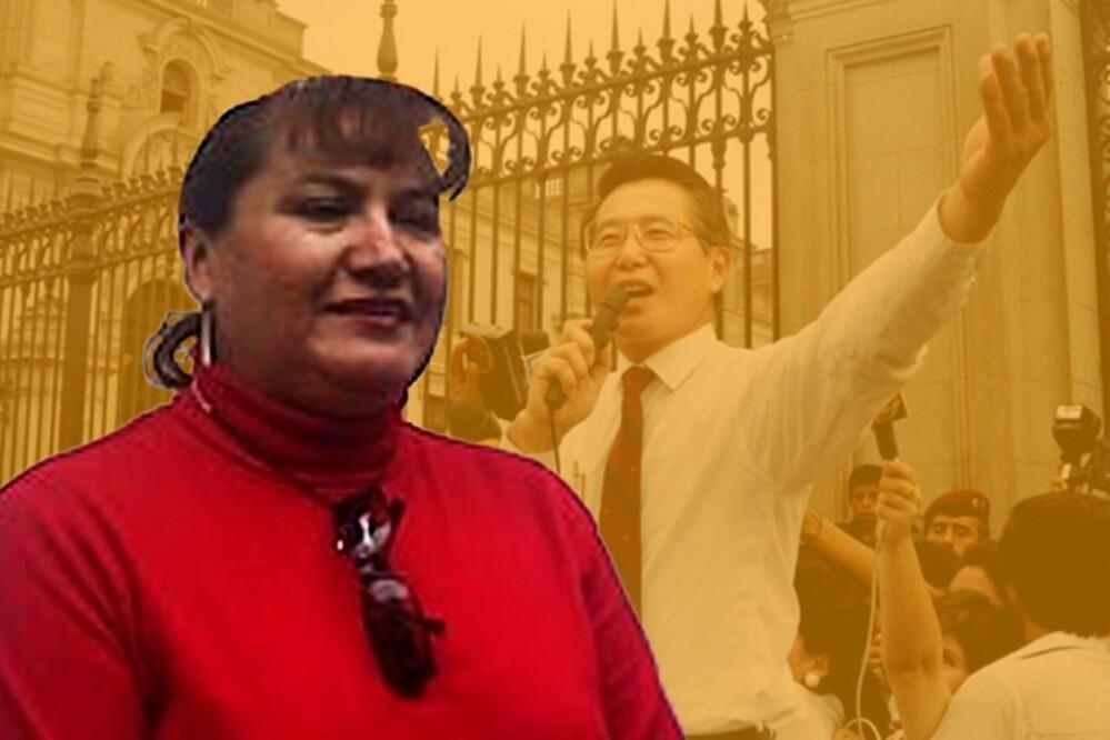 Sonia Sánchez, fujimorista de Arequipa, crea frente contra Pedro Castillo.